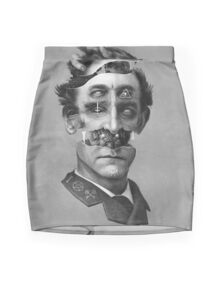 The Visionary Mini Skirt