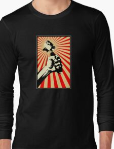 Coffee Revolution! Long Sleeve T-Shirt