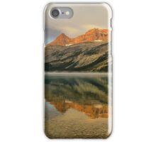 Bow Lake Sunrise  iPhone Case/Skin