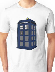 Hill Valley Time Lord Unisex T-Shirt