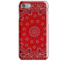 Original Art Work - Bandana  iPhone Case/Skin