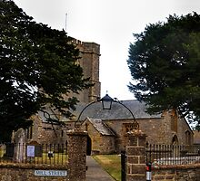 ST Mary the Virgin, Burton Bradstock, Dorset UK by lynn carter