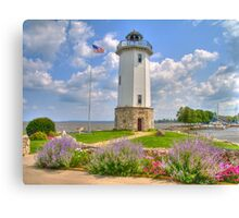 Lakeside Lighthouse  Canvas Print