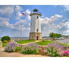 Lakeside Lighthouse  Photographic Print