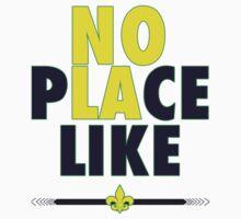 No Place Like NOLA Kids Tee