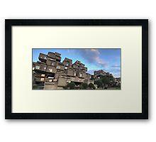 Habitat 67 Framed Print