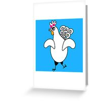 Roost Greeting Card