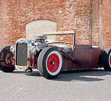1928 Ford Coupester 'Willard the Rat Rod' by DaveKoontz