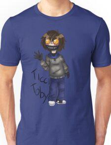 Chibi Ticci Toby  Unisex T-Shirt