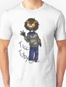 Chibi Ticci Toby  T-Shirt