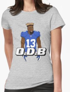 O.D.B. Womens Fitted T-Shirt