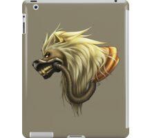 King of Citadel iPad Case/Skin