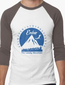Erebor Men's Baseball ¾ T-Shirt