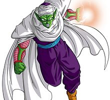 Piccolo by AsShirts