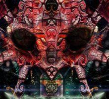 Arkaik Tour Hoodie ~ Bloodletting Tour 2010 Sticker