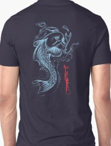 Koi Digital Brush Painting Unisex T-Shirt