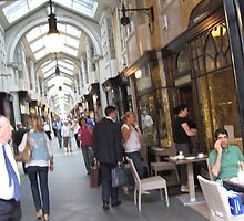 Burlington Arcade (London July 10) by fatchickengirl