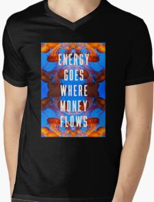 Jellies Mens V-Neck T-Shirt