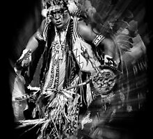 Chief Thundercloud by pat gamwell