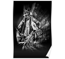 Chief Thundercloud Poster