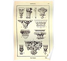A Handbook Of Ornament With Three Hundred Plates Franz Sales Meyer 1896 0255 Supports Console Poster