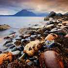 Elgol Evening light... by David Mould