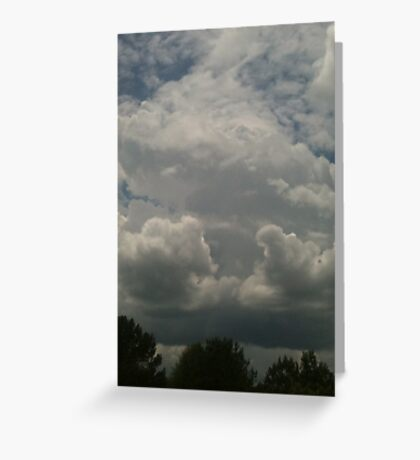 Formations Greeting Card