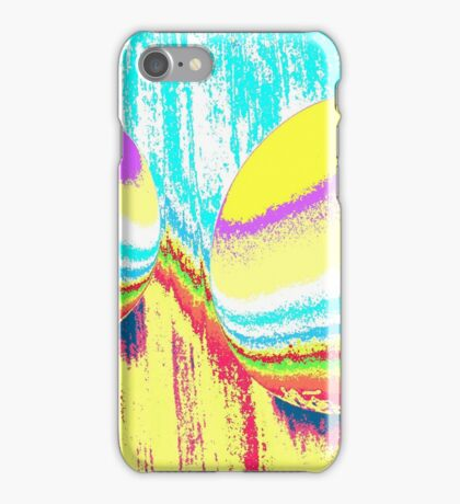 Easter-eggs iPhone Case/Skin