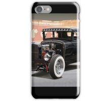 "1931 Ford Street Rod ""Back in the Day' iPhone Case/Skin"