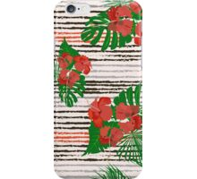 Floral Ditsy Pattern iPhone Case/Skin