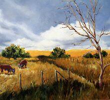 Stormy Fields by SweetHomeNF