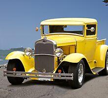 1931 Ford Model A Pickup I by DaveKoontz