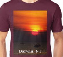 Darwin Sunset Unisex T-Shirt