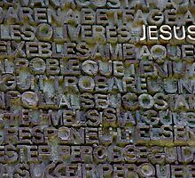 Jesus by zook