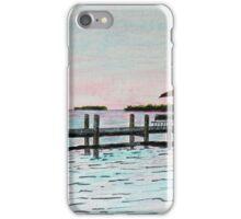Garlic Island On Lake Winnebago iPhone Case/Skin