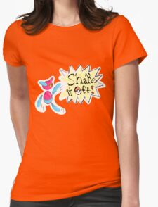 Shake it off Womens Fitted T-Shirt