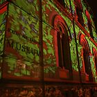 Adelaide, Northern Lights display, South Australian Museum by DaveZ