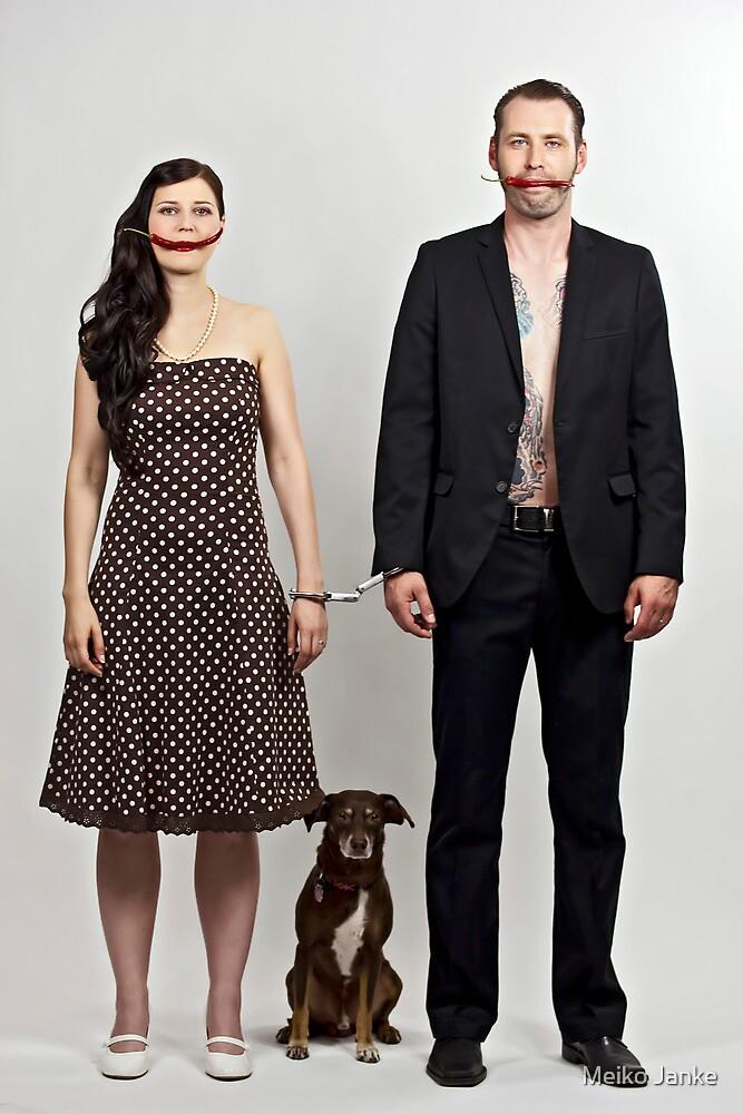 Hot relationship dog by Meiko Janke