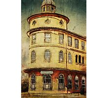 Gingerbread Town Photographic Print