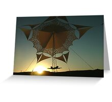 OUTBACK ECLIPSE FESTIVAL 2002 Greeting Card