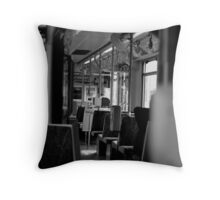 Welcome Aboard ... Throw Pillow