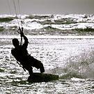 Kite Surfing 2 by Squawk