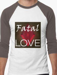 Fatal love Men's Baseball ¾ T-Shirt