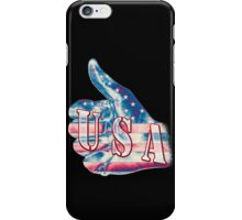 USA - Thumbs Up iPhone Case/Skin