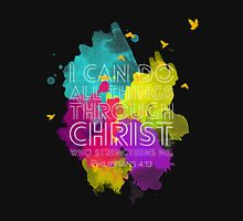 Philippians 4:13 Unisex T-Shirt