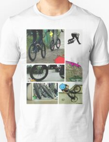 bmx to the max for life T-Shirt