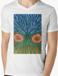 I See You Mens V-Neck T-Shirt