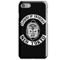 Clowns of Anarchy iPhone Case/Skin