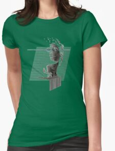 MACINTOSH サイバー³ Womens Fitted T-Shirt