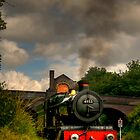 GWR on the GCR by David J Knight
